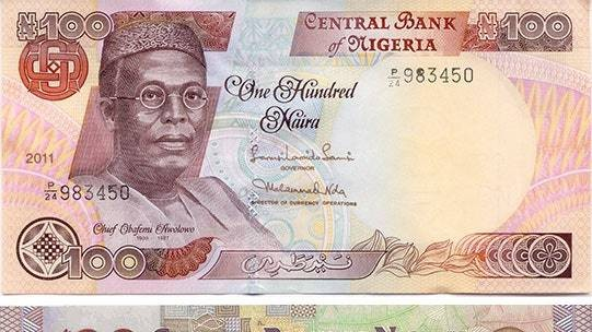 The Language of Nigerian Money