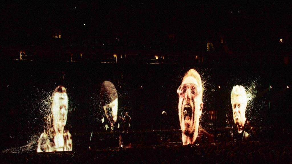 U2: Bring Back the Irony