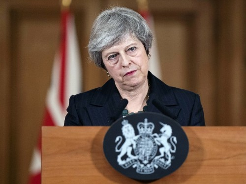 The Brexit Fantasy Goes Down in Tears