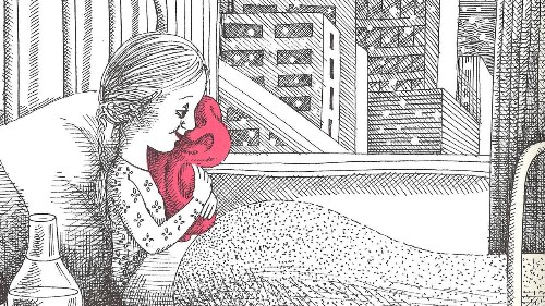 William Goldman's Strange, Sad, Captivating Children's Book About a Girl and Her Blanket