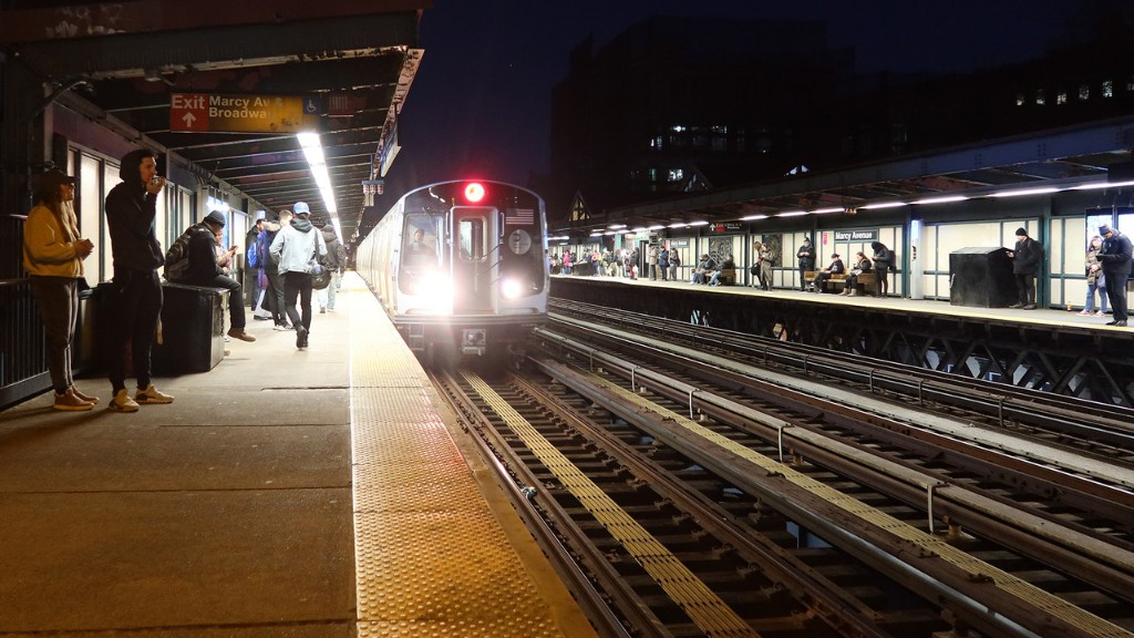 """New York's Train Operators Face Life After a Collision, in """"After the 12-9"""""""