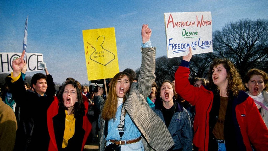 How Abortion Changed the Arc of Women's Lives
