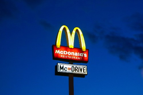Trump Storms Out of McDonald's After Failing to Close Six-Dollar Meal Deal