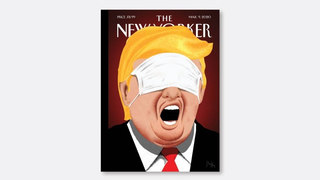 The Latest Trump News - cover
