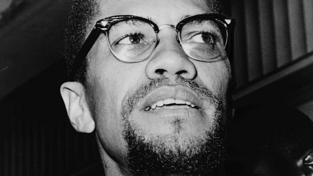Malcolm X - cover