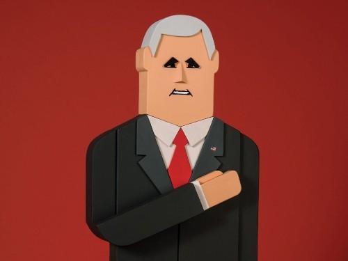 The Danger of President Pence