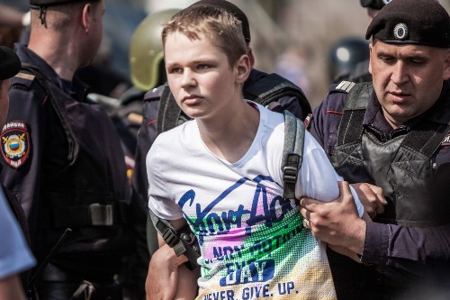 Taking Children from Their Parents Is a Form of State Terror