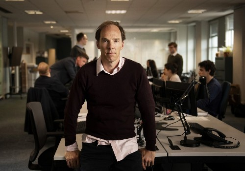 """In """"Brexit,"""" Benedict Cumberbatch Is a Peculiar Man Who Wants to Upend the Order of the World"""
