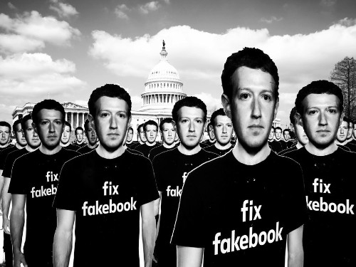 The Infuriating Innocence of Mark Zuckerberg