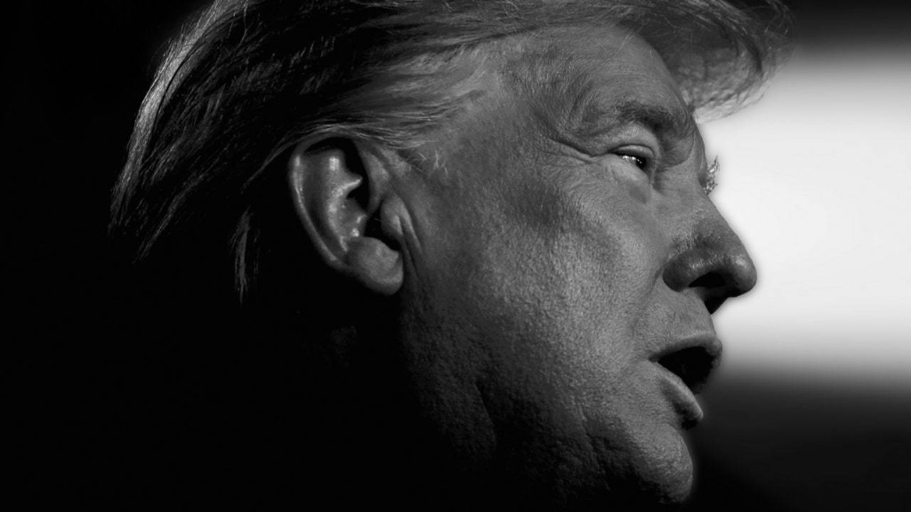 How the Coronavirus Shattered Trump's Serene Confidence