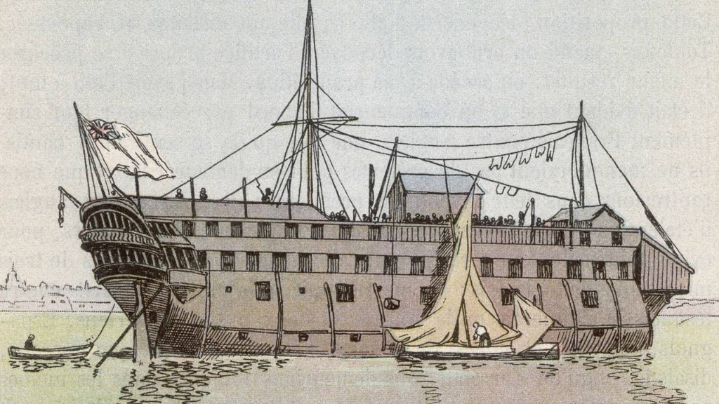 The Gay Marriages of a Nineteenth-Century Prison Ship