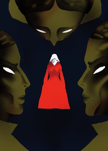 """Margaret Atwood Expands the World of """"The Handmaid's Tale"""""""