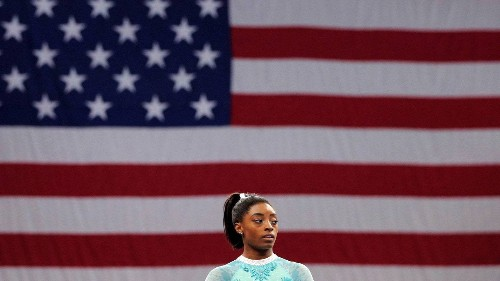 The Return of Simone Biles and the Costs of Gymnastics