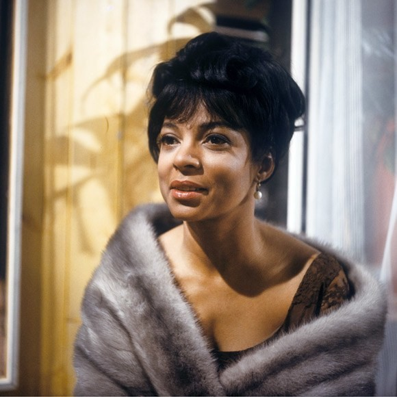 The Iconic Ruby Dee - cover
