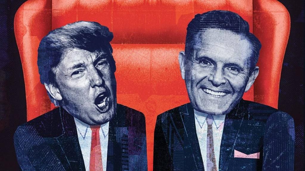 How Mark Burnett Resurrected Donald Trump as an Icon of American Success