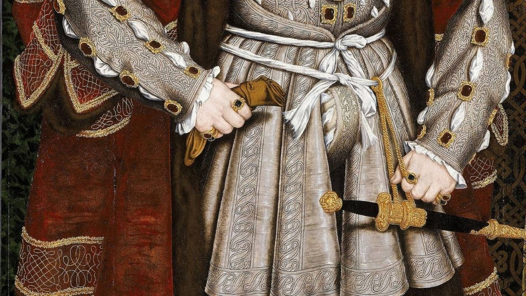 A Brief History of the Codpiece, the Personal Protection for Renaissance Equipment