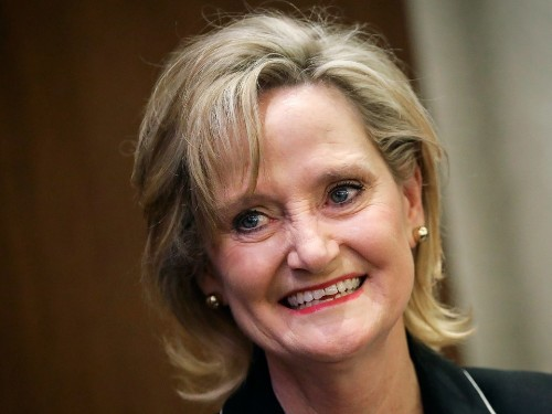 Cindy Hyde-Smith Says She Never Lost Faith in Mississippi's Racists