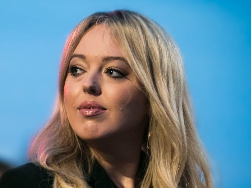 Americans Envious That Tiffany Trump Never Hears from Dad