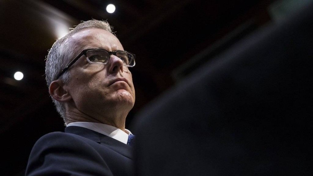 Donald Trump and the Craven Firing of Andrew McCabe
