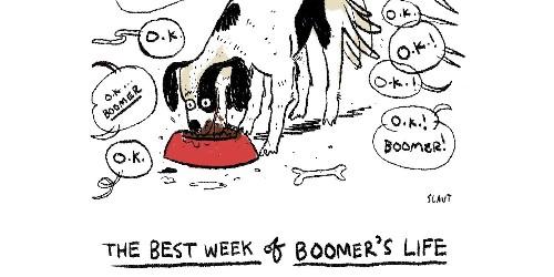 Daily Cartoon: Tuesday, November 19th