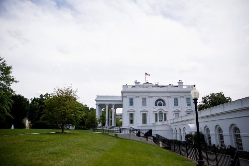 Nation Stunned That There Is Someone in White House Capable of Writing an Editorial