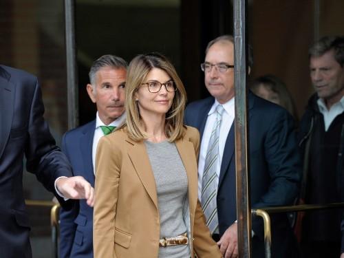 Trump Names Lori Loughlin Education Secretary