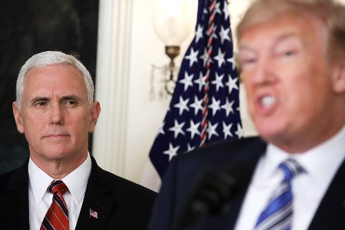 Trump Agrees to Let Kim Jong Un Have Pence as Manservant