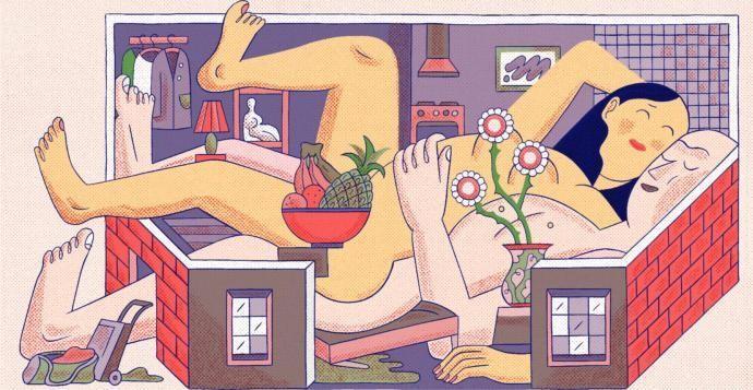 Room - Magazine cover