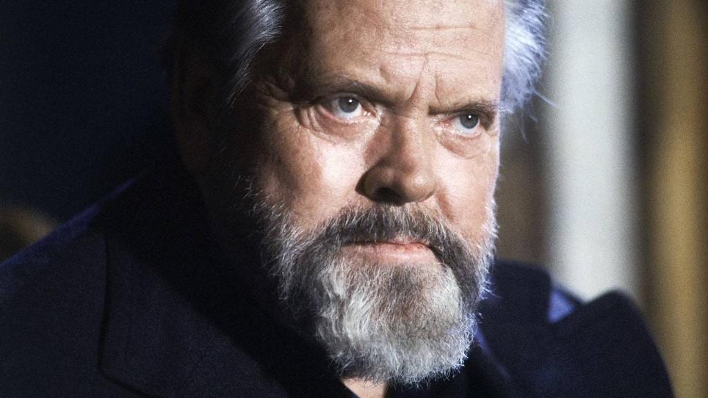 What to Stream: A Blazing Interview with Orson Welles