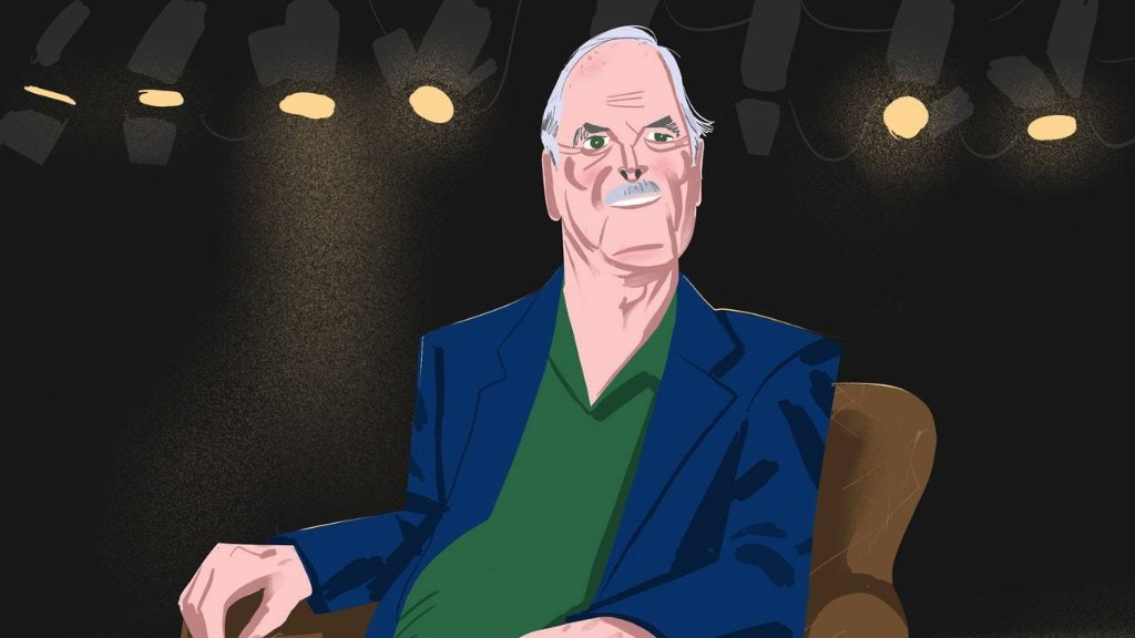 John Cleese Discusses Creativity, Political Correctness, Monty Python, and Artichokes