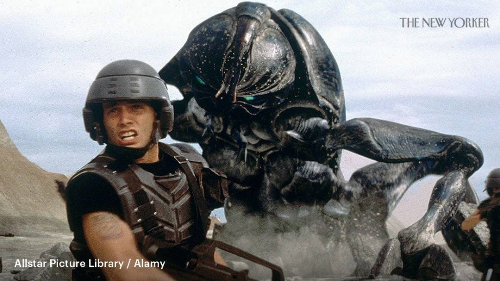 "How ""Starship Troopers"" Aligns with Our Moment of American Defeat"