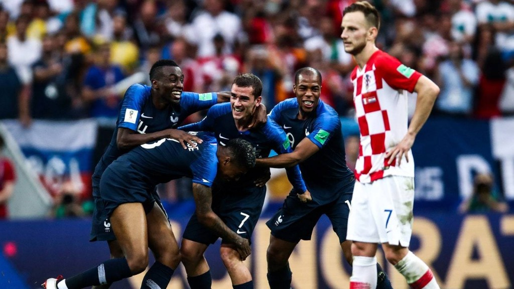 World Cup 2018: France and the Triumph of Negative-Capability Football