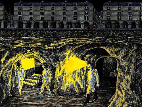 The Invisible City Beneath Paris