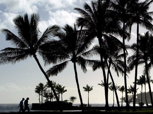 Trump Says He Has Made Deal to Add Hawaii as Fiftieth State