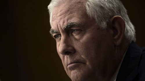 How Rex Tillerson Wrecked the State Department