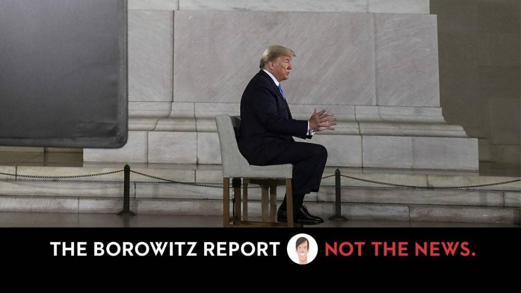 New Claim That Enemies of U.S. Developed Trump in Lab