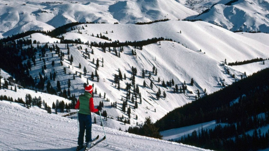 Why an Idaho Ski Destination Has One of the Highest COVID-19 Infection Rates in the Nation