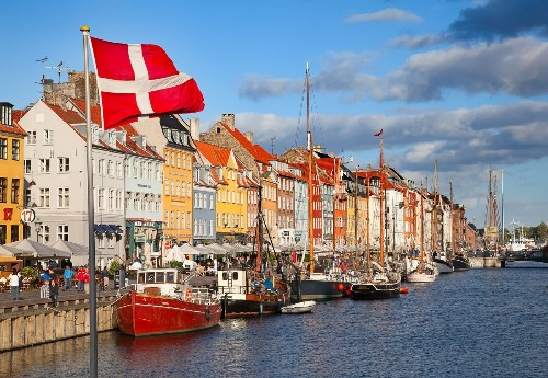 Denmark Offers to Buy U.S.