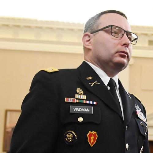 Trump Accuses Vindman of Becoming a War Hero Just to Make Him Look Bad