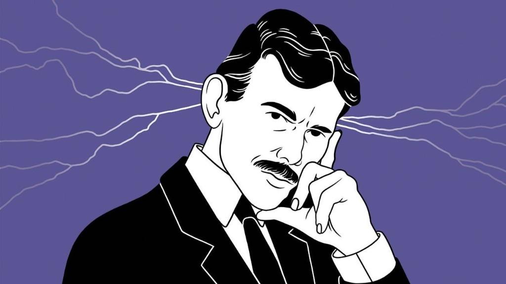 What Would Nikola Tesla Make of a MacBook?