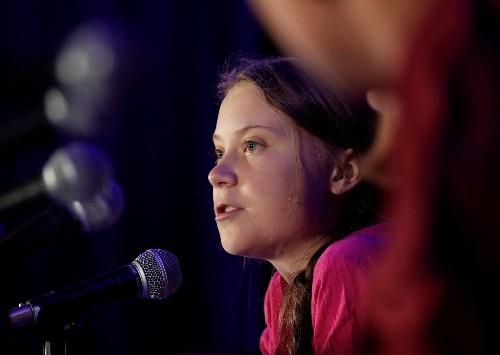 Greta Thunberg Is the Anti-Trump