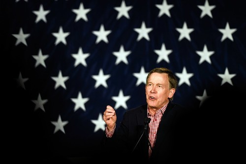 John Hickenlooper and the Question of Moderation