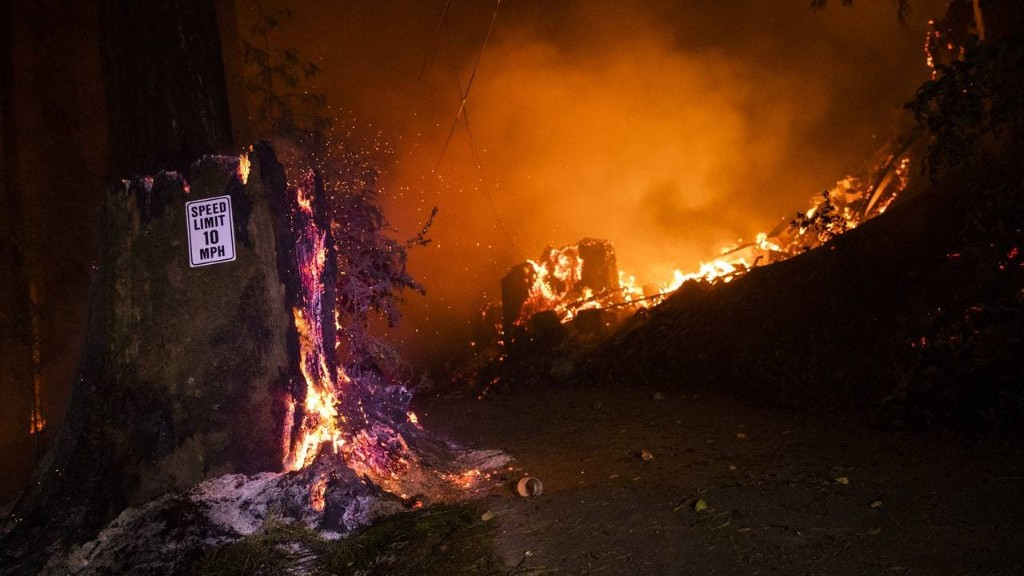 How We Escaped the Worst of the California Wildfires