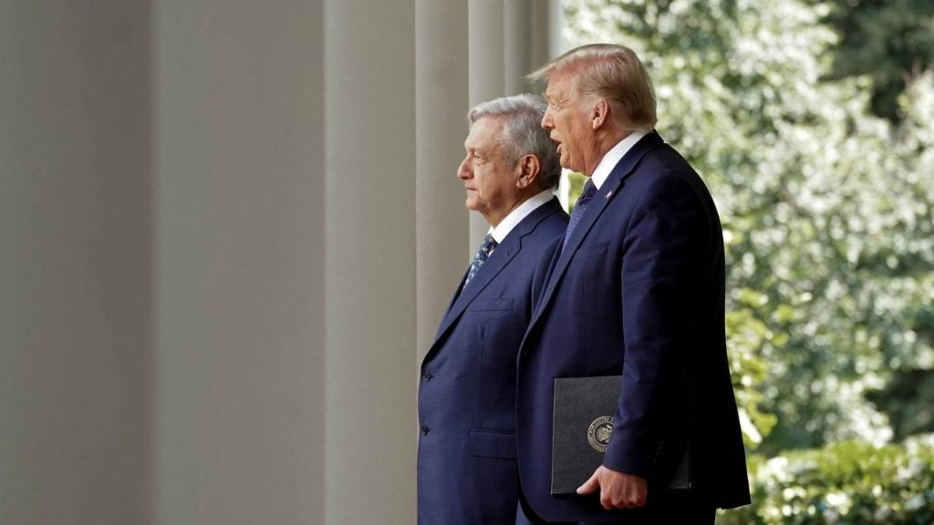 Why Andrés Manuel López Obrador Went to Dinner with Donald Trump