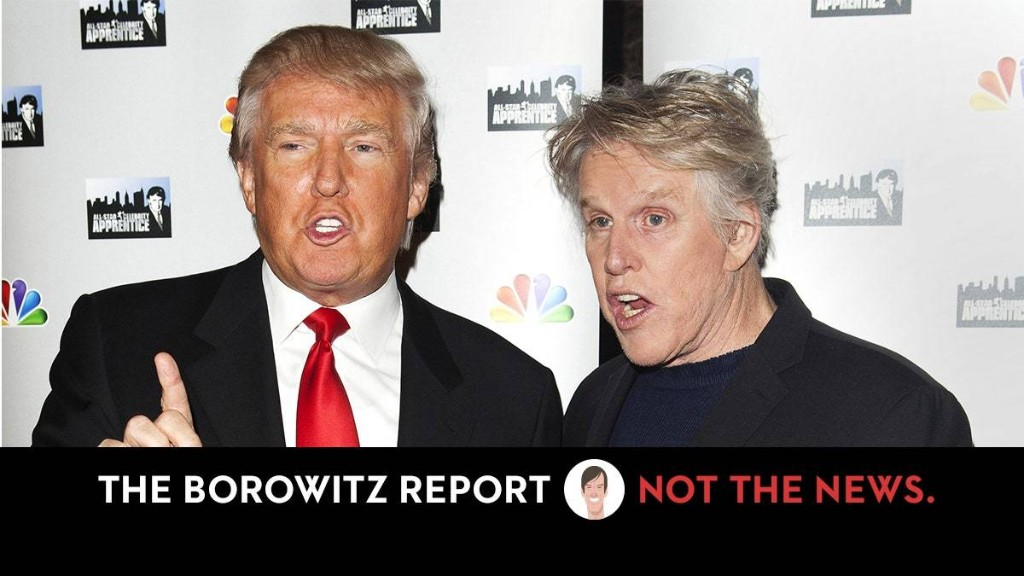 "Trump Launches ""Celebrity Coronavirus Briefing"" with Gary Busey and Dennis Rodman"