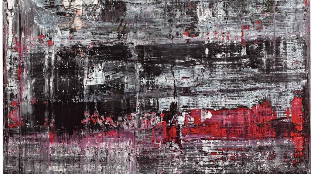 The Dark Revelations of Gerhard Richter