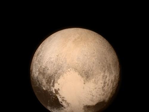 Passing Pluto