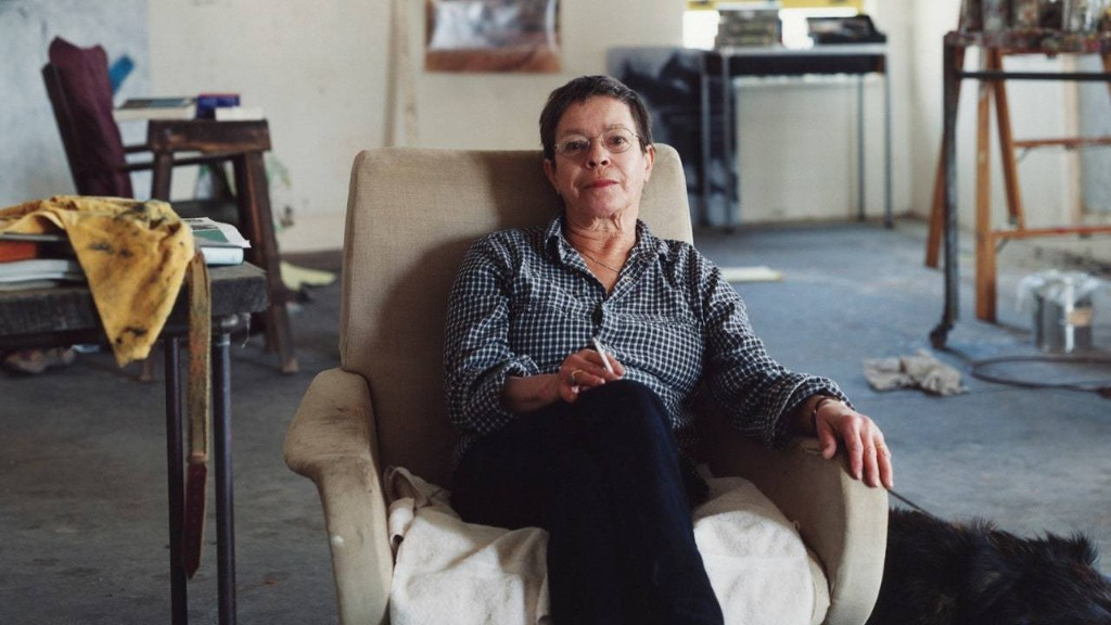 Susan Rothenberg's Asteroidal Impact on the New York Art World
