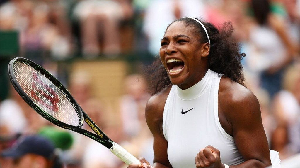 Serena Williams, Andy Murray, and a Political Wimbledon