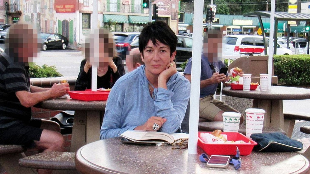 The Gall of Ghislaine Maxwell